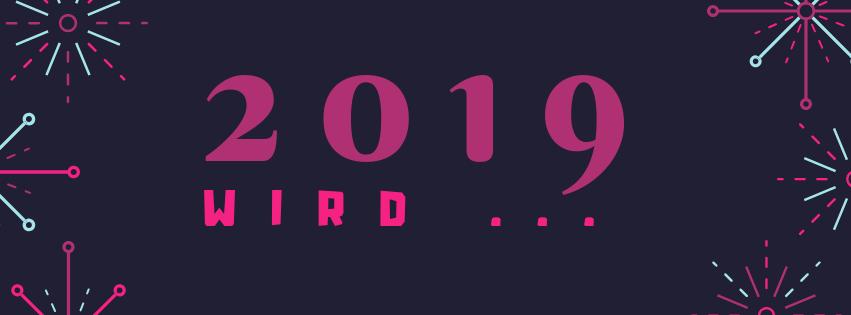 elablogt 2019 wird ...