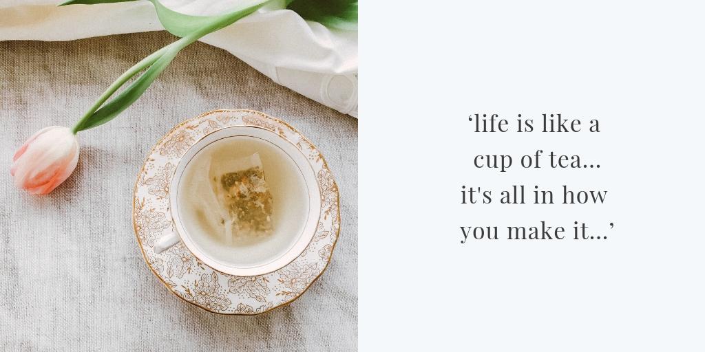 elablogt - Achtsamkeit mit Tee