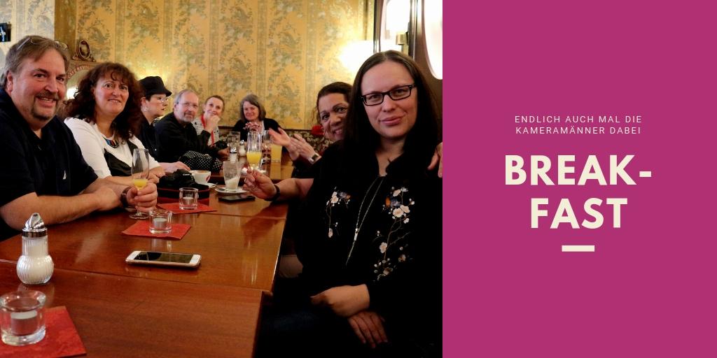 Bloggertreffen München Frühstück
