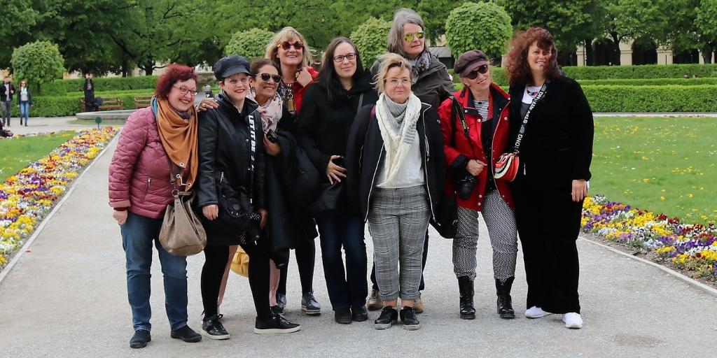 Bloggertreffen München - alle zusammen
