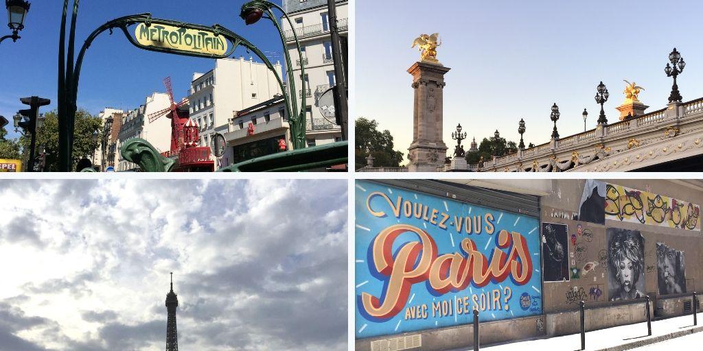 Paris Stadtansichten