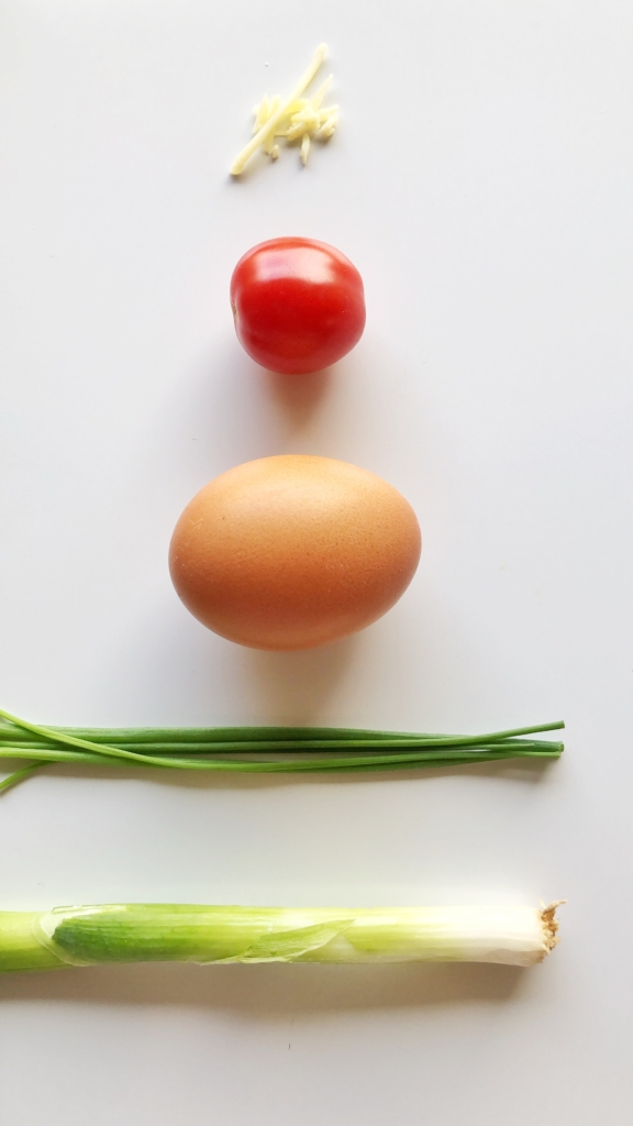 Mini-Omelettes Zutaten