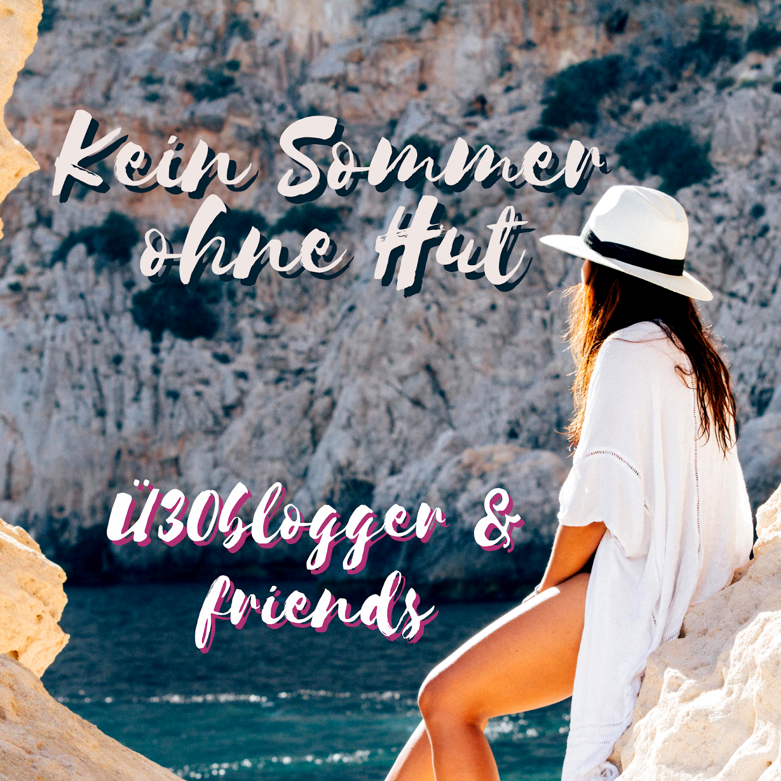 [ü30blogger Blogparade] Kein Sommer ohne Hut für mich
